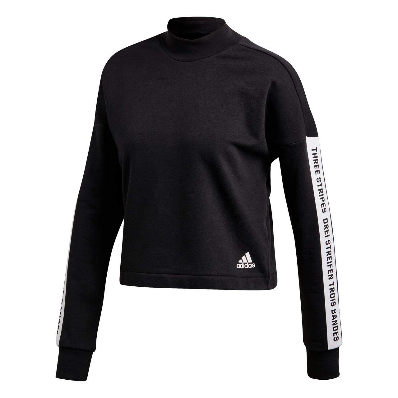 Adidas Dm7279, Felpa Donna