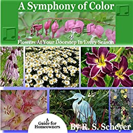 A Symphony of Color: Growing Flowers Throughout the Year--A Guide for Homeowers by [Scheyer, Robert]