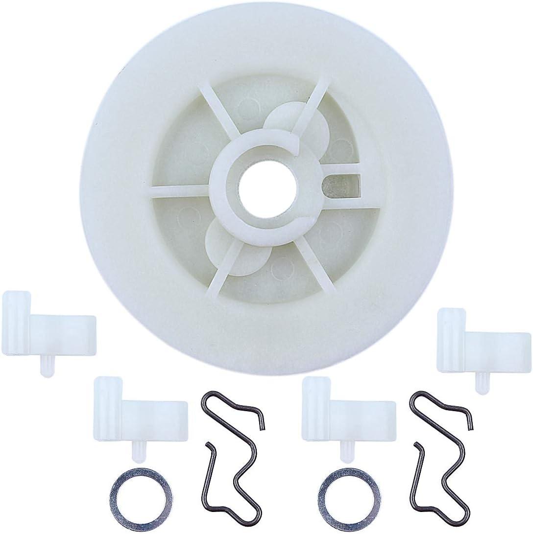 Haishine R/ücksto/ß R/ücklauf Starter Luftleiter Baugruppe f/ür STIHL MS250 MS230 MS210 021 023 025 Kettens/ägen Ersatzteile