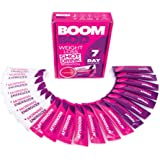 Boombod 7 Day Achiever Weight Loss Starter Kit Shot Drink Boom Bod Vegetarian Gluten and Dairy Free Blackcurrant Flavour