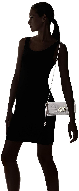 Jessica McClintock Marian armband för kvinnor med strassbrott SILVER