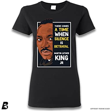 62a5ff48cfb74 The Legacy Collection - KingSilence is Betrayal Premium Ladies T-Shirt ( Black