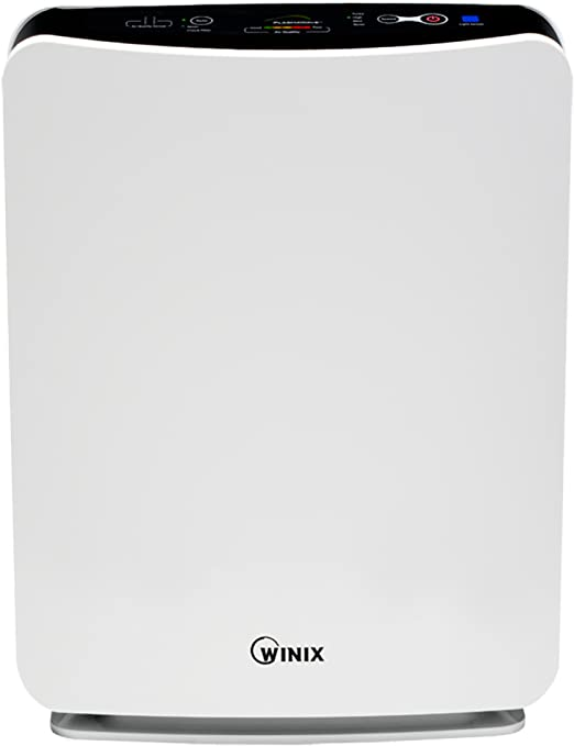 Winix P300 Purificador de aire, hasta 66 m², 4 W, 26 Decibelios, 5 ...