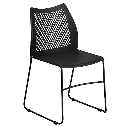 Amazon.com: tainter Armless Pila silla con asiento de Sled ...