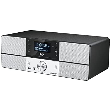 Bush Dab All-in-one Bluetooth Micro Hi-fi System Sound & Vision