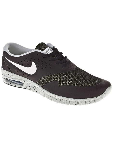 new product b166b c7766 Nike Hombres de Eric Koston 2 MAX Zapatillas de Entrenamiento al Aire  Libre, Color Negro, Talla 27 Amazon.es Zapatos y complementos