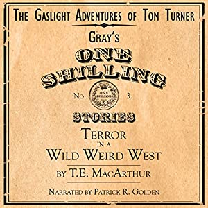 Terror in a Wild Weird West Audiobook