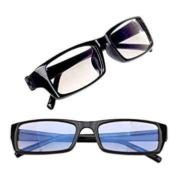 Monkeybrother Black Frame Blue Film Anti Radiation Anti Glare