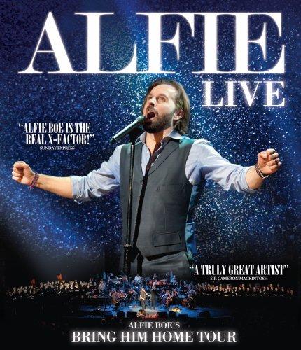 Alfie Boe - Alfie Live (Blu-ray)