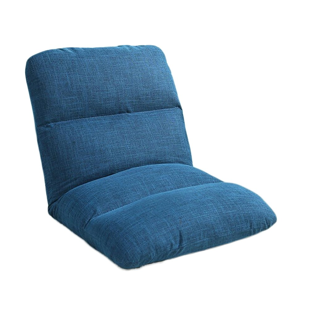 MDBLYJ Faule Couch, gepolstertes Bett zurück einzigen Erker Sessel Bay Fenstersessel,