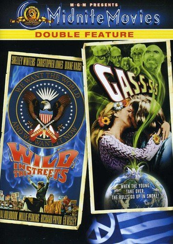 - Wild in the Streets / Gas-s-s-s (Midnite Movies Double Feature)