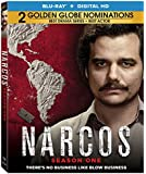 Narcos: Season 1 [Blu-ray] [Import]