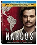 Narcos: Season 1 [Blu-ray + Digital HD]