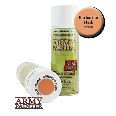 Army Painter Primer: Barbarian Flesh Spray [Import allemand]