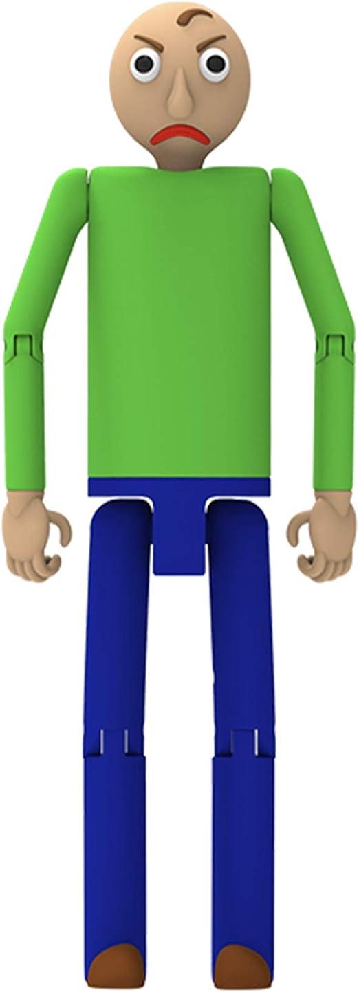 Amazon Com Baldi S Basics 5 Action Figure Angry Baldi Multicolour Toys Games
