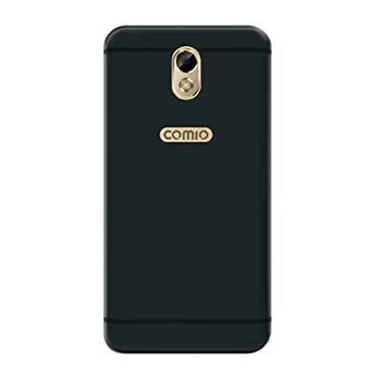 huge selection of 289bf f2168 Deltakart Silicone Back Cover for Comio C2 Lite: Amazon.in: Electronics