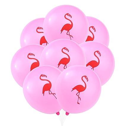 Amazon.com: Toyvian 50 piezas globo de látex 10 pulgadas ...