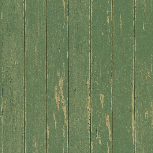 brewster-418-62601-kentucky-wood-panel-wallpaper-green