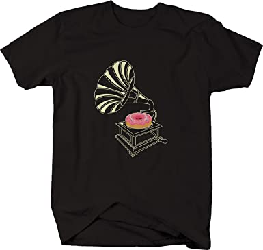 Amazon.com: M22 Tocadiscos fonógrafo esmaltada Jelly Donut ...