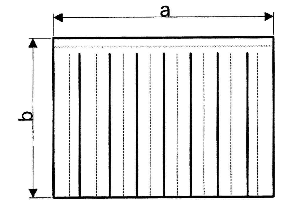 Krefft - Cortina para lavavajillas (ancho 660 mm, altura 550 mm ...