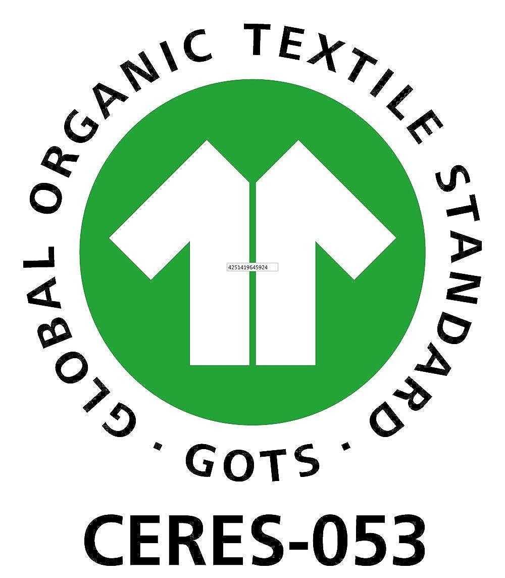 Proud Shirt Druck Aus Bio Baumwolle Gots Zertifiziert Sweat Mixte b/éb/é Loud