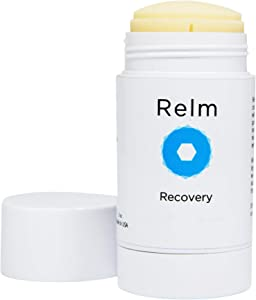 Relm Recovery Body Hemp Roll On for Pain | 1000 mg (3 oz) | Arnica Essential Oil, Travel Size, Pain Relief, Knee Back and Muscle Relief, Lab Tested, Made in USA