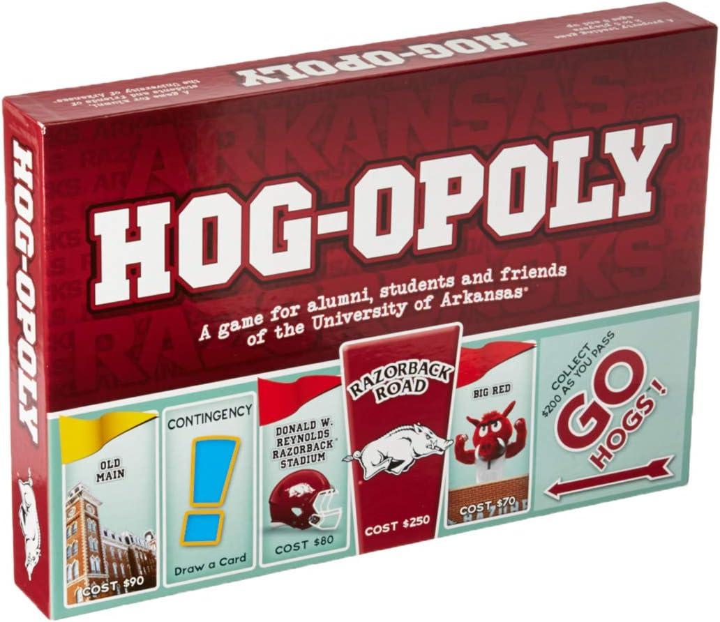 Late for the Sky University of Arkansas - Hogopoly