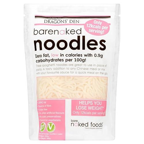 Barenaked Noodles 380 g (Case of 6)