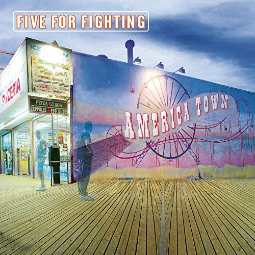 Five For Fighting - America Town - Lyrics2You