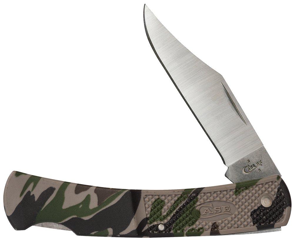 Case Medium Camo Lockback Pocket Knife by Case
