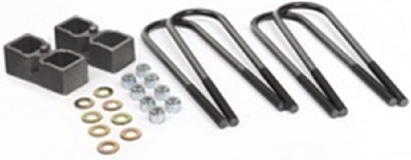 "4WD Single 11.50 Axle 4/"" U-Bolt Steel Rear 2.5/"" Lift Kit Dodge Ram 3500 2013"