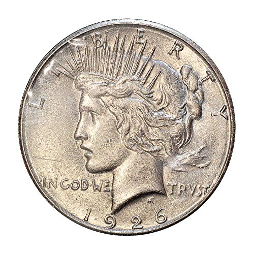 1926 S Peace Silver Dollar - Gem BU/MS/UNC