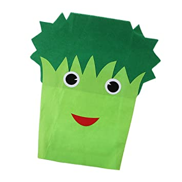 F Fityle Traje Verde De Los Cabritos De Las Verduras Verdes ...