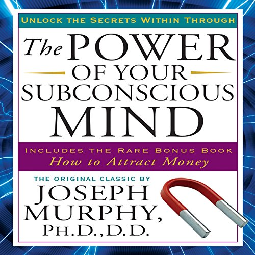 The Power of Your Subconscious Mind by Penguin Audio
