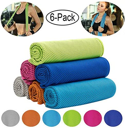 CHARS Cooling Microfiber Workout Fitness