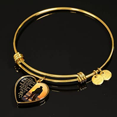 Amazon EConvenience Store Making You Happy Luxury Gold Bracelet