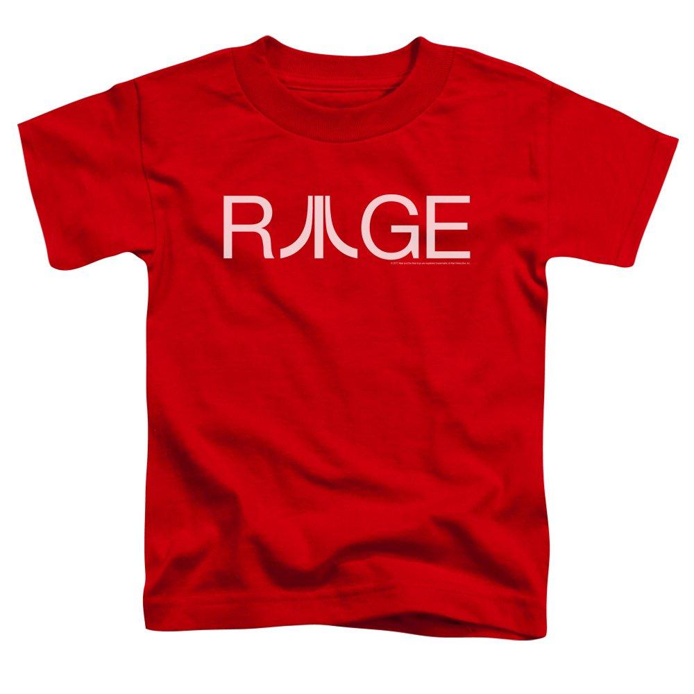 Atari Rage Unisex Toddler T Shirt for Boys and Girls