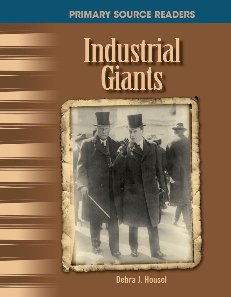 Read Online Industrial Giants: The 20th Century (Primary Source Readers) ebook