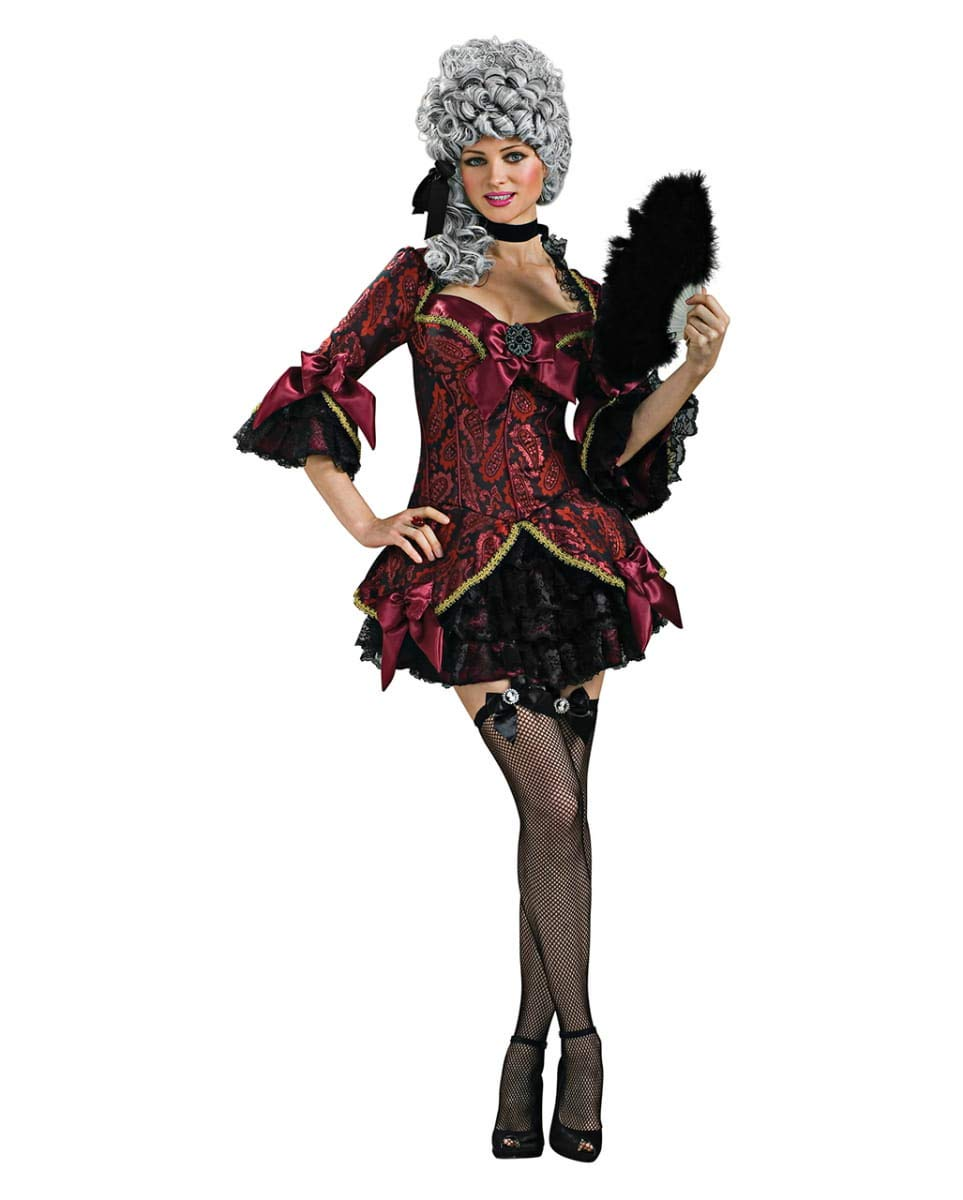 descuento de bajo precio S Horror-Shop Horror-Shop Horror-Shop Traje De Versailles Dark Lady S  alto descuento