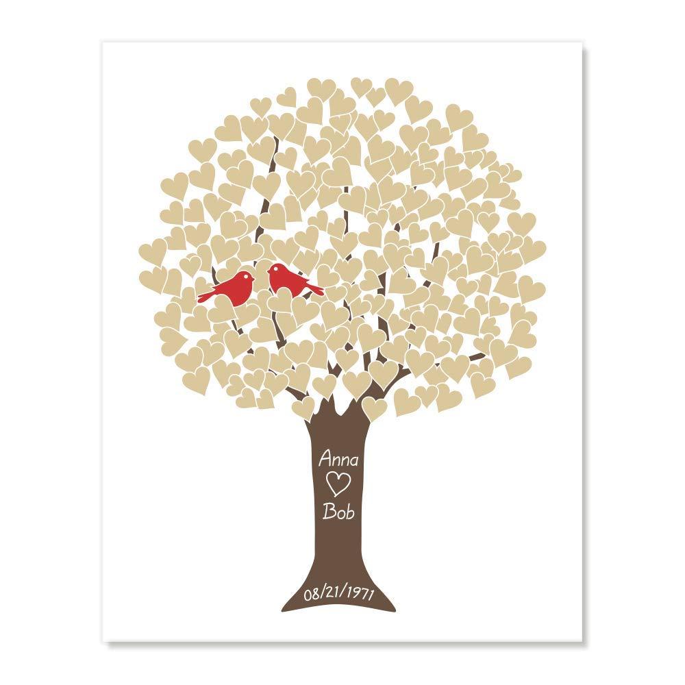 Botanical Collection 2019 Custom Wedding Monogram 1637080119-