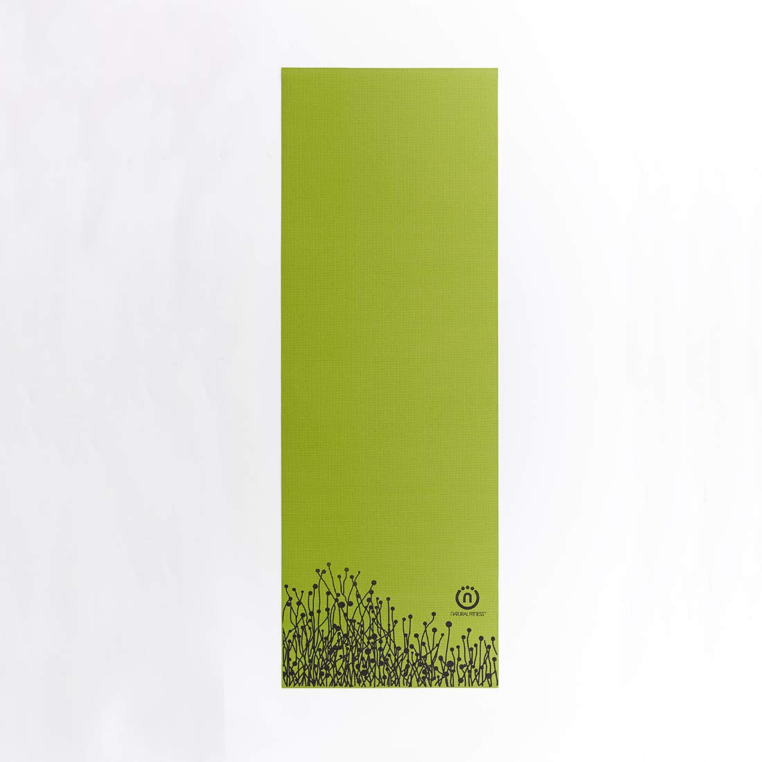 4mm Natural Fitness Eco-Smart Yoga Mat Multiple Colors YESMNG4