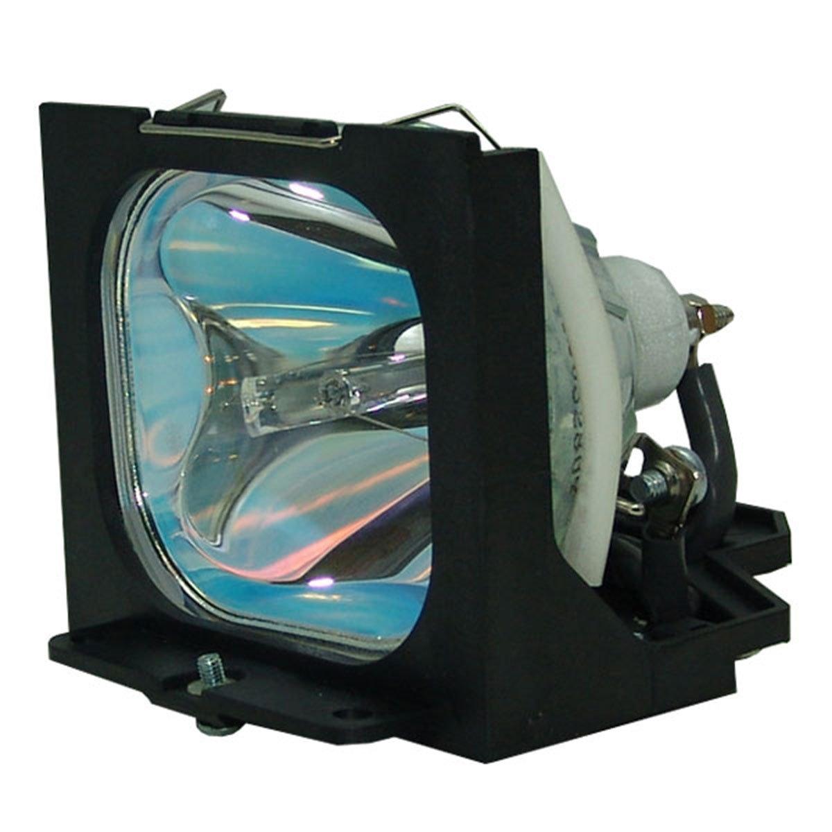 AuraBeam プロフェッショナル 東芝 TLP-670 プロジェクター交換用ランプ ハウジング付き (フィリップス製)   B0143LXV70