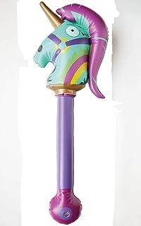 Rubie's Ufficiale Fortnite Arcobaleno Smash Gonfiabile Scegli Ascia, Accessorio Costume