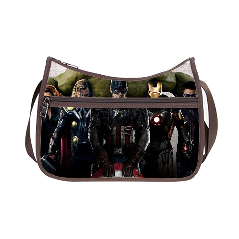 PengPeng Custom The Avengers Body Handbags Casual Bags Shoulder Bag (Twin Sides )