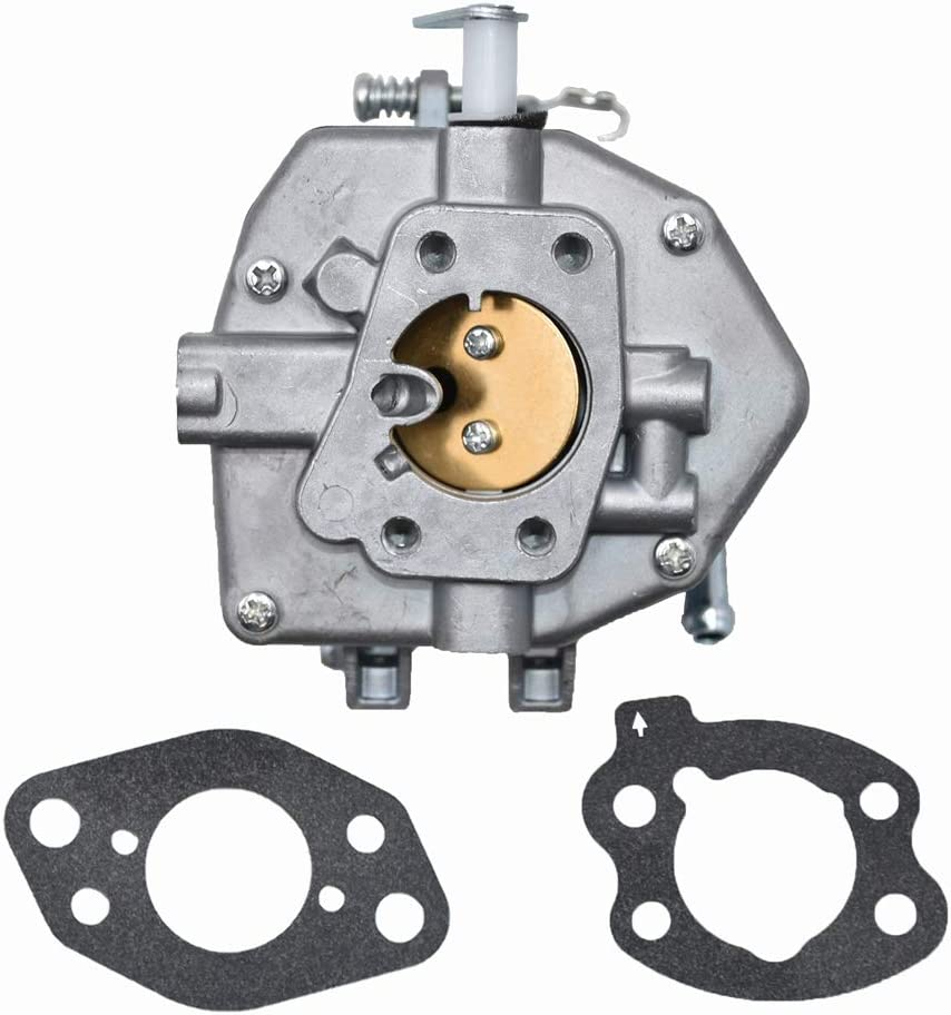 JDLLONG Carburetor w/Gaskets 846109 Fits Briggs & Stratton 303442 303445 303446 303447 305442 305445 305446 305447 Series Vanguard 16 Hp Engines 843324