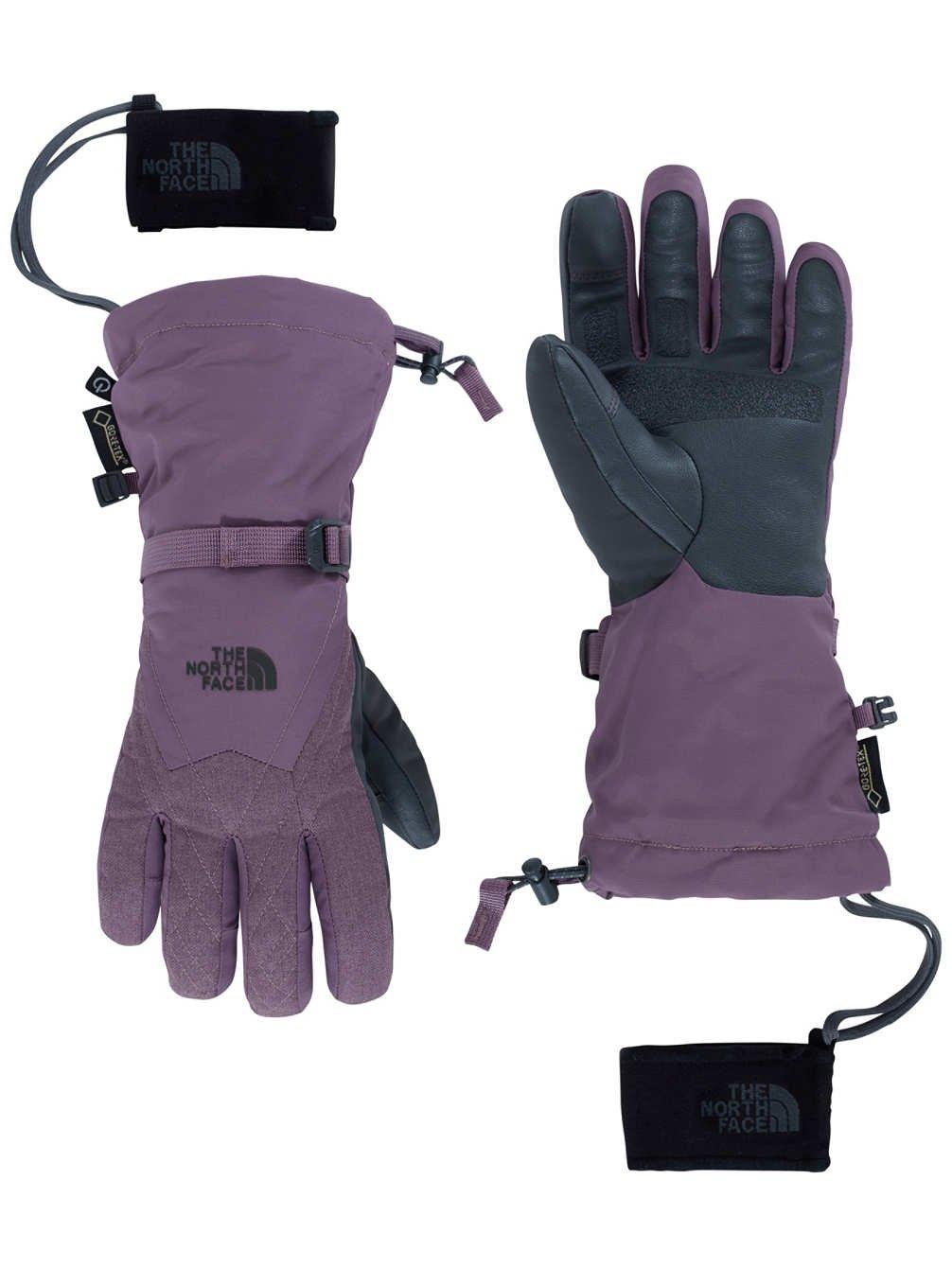 guantes termicos para deportes de invierno. como preparar la mochila para un viaje de aventura largo, camino de santiago, trekking.