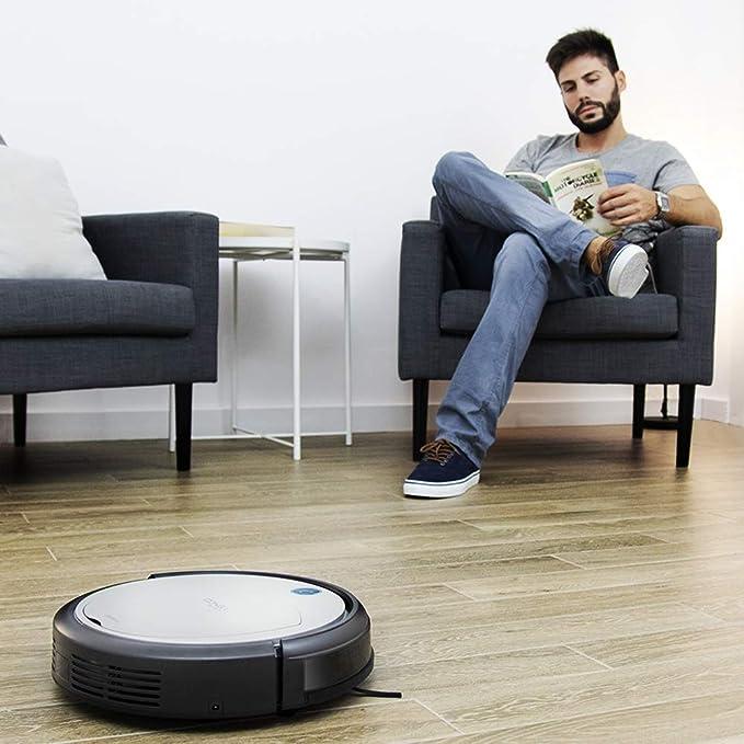 Cecotec Robot Aspirador Conga Serie 899. 800 Pa, Navegación Inteligente iTech Easy, Aspira, Barre, Friega y Pasa la Mopa, 5 Modos, 120min Autonomía, Programable: Amazon.es: Hogar