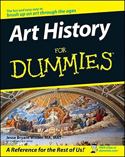 Art History For Dummies by Jesse Bryant Wilder 2007-05-08: Amazon ...