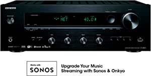 Onkyo TX-8260 2 Channel Network Stereo Receiver,black