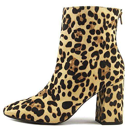 Mojo Moxy Farah Damen Leopard